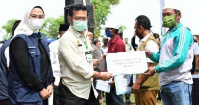 Kunjungi Subang, Kementan RI Ajak Petani Manfaatkan KUR