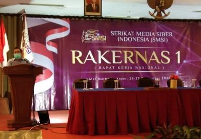 1.224 Anggota, SMSI Berhasil Menghimpun Media Siber