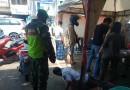 Anggota Kodim 0601/ Pandeglang kembali Laksanakan Operasi Yustisi, 19 Warga Pandeglang Terjaring Tidak Menggunakan Masker