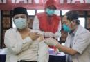 Forkopimda Kota Tangerang Disuntik Vaksinasi Covid-19