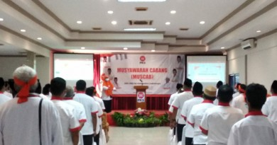 DPTD PKS Indramayu Lantik 154 Pengurus Tingkat Kecamatan