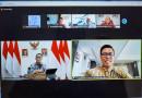 Gencarkan Implementasi Inpres 2/2021, BPJAMSOSTEK Audiensi Virtual Dengan Kemenhub