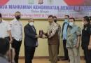 Wakil Ketua DPRD Banten Hadiri Kunjungan Ketua MKD DPR RI