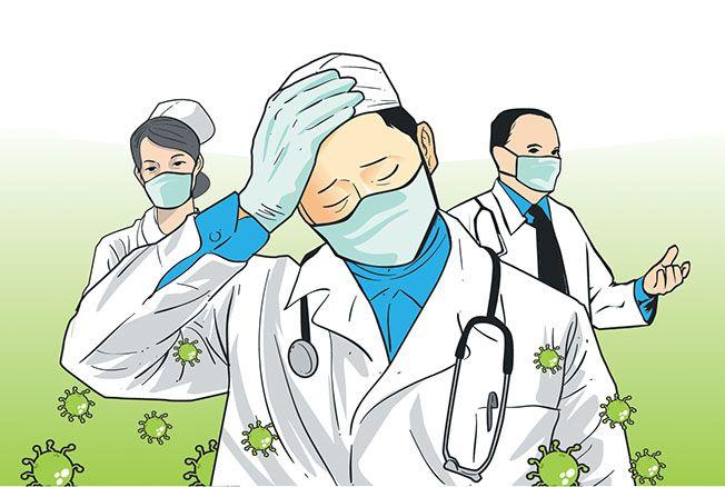 Nakes Terpapar Virus Covid 19, 7 Puskesmas Di Pandeglang Ditutup Sementara
