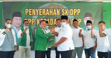Tatap 2024, H. Sahruji : DPC PPP Cilegon Akan Konsolidasi internal