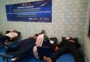 HUT Lalu Lintas Bhayangkara Ke-66, Satlantas Polres Serang Kota Polda Banten Donor Darah