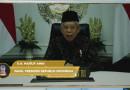 Wakil Presiden : Pemerintah Prioritaskan Perlindungan Program Jamsostek Untuk Non-ASN dan Pekerja Rentan Di Seluruh Indonesia