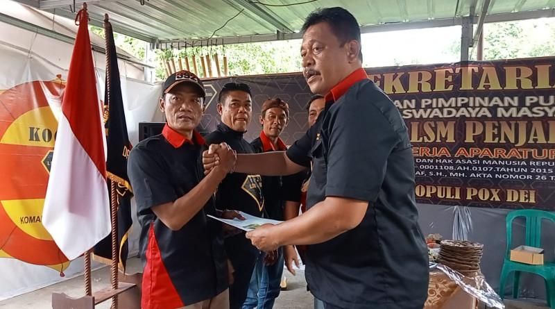 DPP LSM Penjara Gelar Peringatan HUT ke-13 Serta Pemberian SK DPC LSM Penjara Kabupaten Indramayu