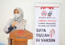 Bupati Pandeglang Mengapresiasi IDI Yang Telah Melaksanakan Vaksinasi Covid -19 Di Tanjung Lesung