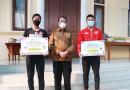 Genap Usia 21 Tahun, Dibawah Kepemimpinan WH-Andika Banten Terus Membangun di Tengah Pandemi
