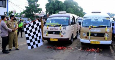 Pemkot Tangerang Bersama PT TNG Gratiskan Pelayanan Si Benteng
