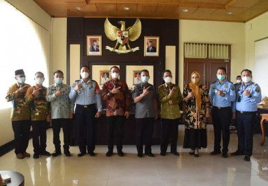 Pemerintah Kota Pagar Alam Terima Kunker Kepala Divisi Kemenkumham Kanwil Sumatera Selatan